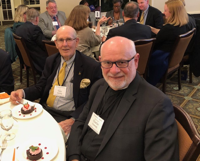 Episcopal Preaching Foundation Dines with The Episcopal Church Foundation