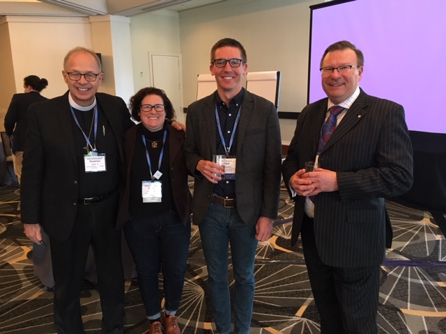 Two EPF Panels Discuss Aspects of Good Preaching at CEEP 2019